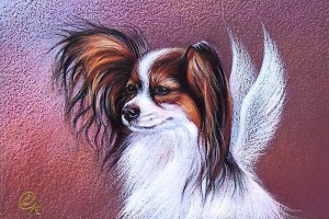 Patient Angel by Elena Kolotusha; for more information, visit  http://yelena-kolotusha.artistwebsites.com/?tab=artworkgalleries