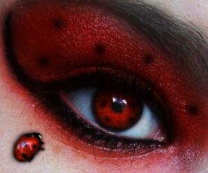 Ladybug by Danielle; for more information, visit http://emerald-depths.deviantart.com/
