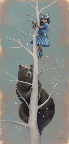 The Lookouts by Erika Taguchi-Newton; for more information, visit http://www.erikataguchi.com/